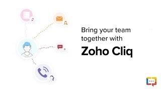 Zoho Cliq video