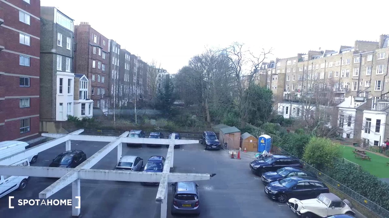 Central 2-bedroom apartment for rent in Kensington, zone 1