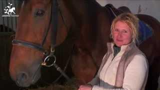 VIDEO PRŮVODCE sedlání a uzdění koně s Elyškou Kynclovou