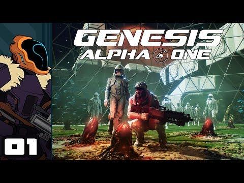 Gameplay de Genesis Alpha One