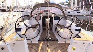 2015 Hanse 315 Sailing Yacht - Deck And Interior Walkaround - 2015 Annapolis Sail Boat Show