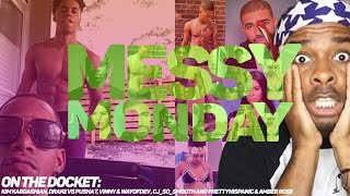 DRAMA ALERT ! ! ! Drake vs Pusha T, WayofDeven & Vinny EXPOSED! Carmen & Corey + MORE   MessyMonday