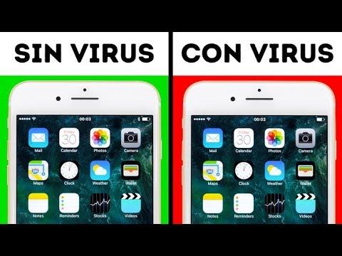 9 Signos Que Muestran Que Tu Celular Tiene Un Virus