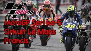 Live Streaming Trans7 MotoGP Prancis, Sirkuit Le Mans, Pukul 19.00 WIB