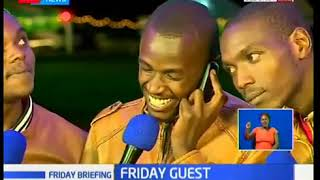 Friday briefing: One on one with the hilarious Propesa