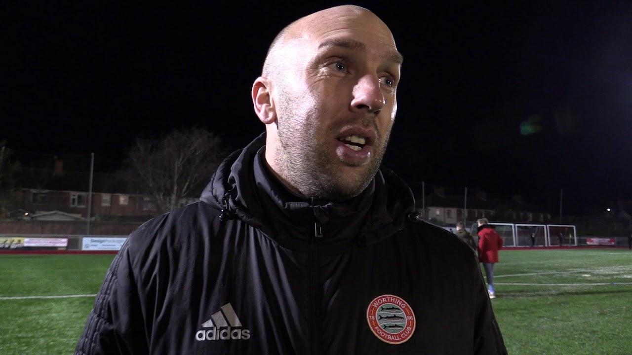 Post Match Interview: Lewes [H] – League