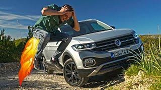 ДЕШЕВЛЕ ТИГУАНА И ЛУЧШЕ РАВ 4 и КРЕТЫ! Самый дешёвый VW T-Cross 2019