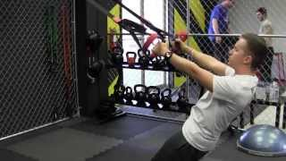 preview picture of video 'Lapeer Gym TRX Total Body Workout'