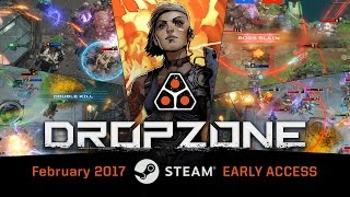 Dropzone video
