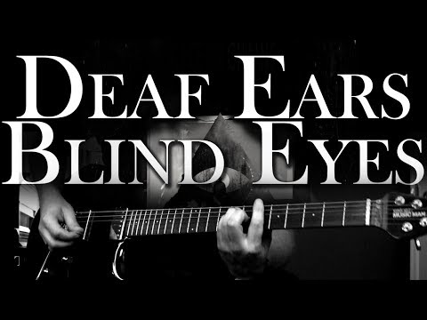 Deaf Ears Blind Eyes - Alice in Chains | Vocal & Guitar Cover with Solo and Tabs