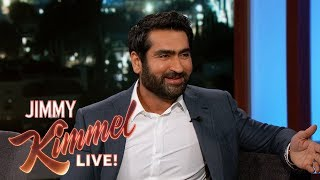 Kumail Nanjiani Got Sage Advice from Tom Hanks