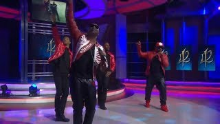 112 performs medley of hits live on Good Day LA