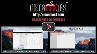 Assign Apps To Desktops (#1261)