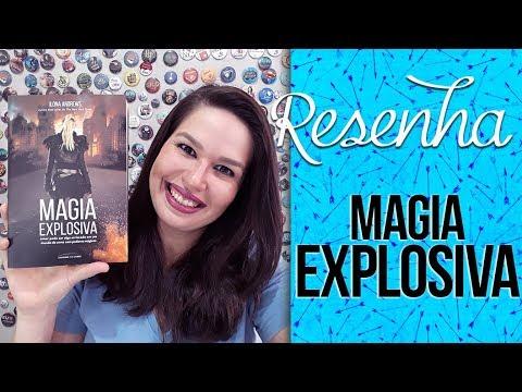Resenha: Magia Explosiva [Hidden Legacy #1] - Ilona Andrews | Laila Ribeiro