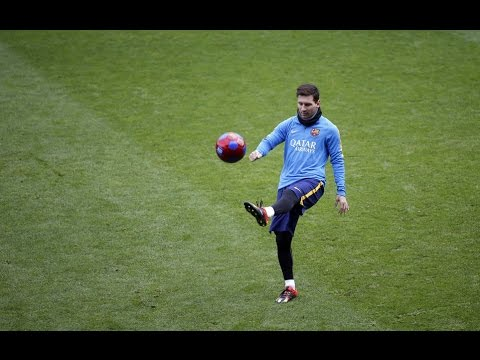 Lionel Messi ● Crazy Freestyle Skills & Tricks 2016