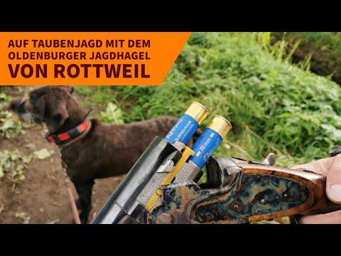 rottweil: Vorstellung + Video: Taubenjagd mit der exklusiven Schrotmunition