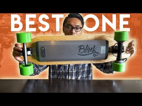 MY FAVORITE ELECTRIC SKATEBOARD – Acton Blink S2 Review