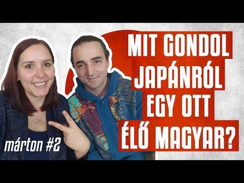 Legdurvább japán szó és a legfurcsább élmények | Japánban élő magyarok #2 Márton letöltés