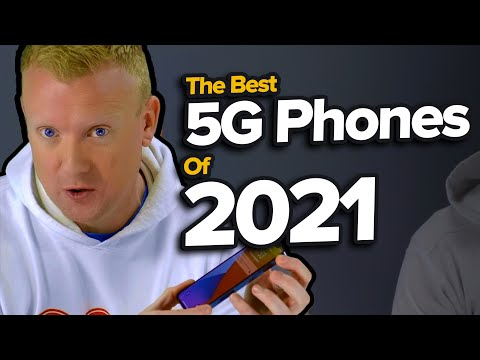 Best 5G Phones Of 2021