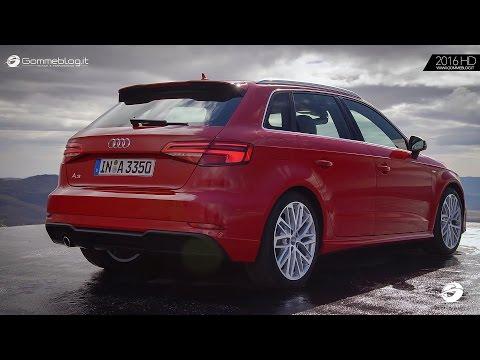 Audi A3 Sportback Хетчбек класса B - рекламное видео 3