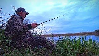 Ловля осенью на волге красноперки и воблы