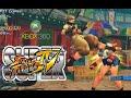 Super Street Fighter Iv Playthrough xbox 360