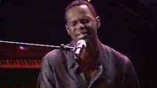 """One last cry"" - Brian Mcknight duet with Kim Jo Han"