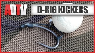 AD QuickBite   How To Tie A Simple Rig With The Korda D Rig Kickers