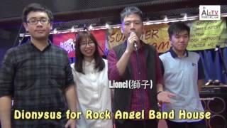 Dionysus  @ Rock Angel Band House Promo