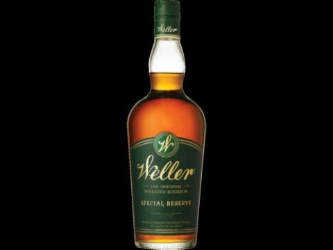 W. L. Weller Special Reserve Bourbon Whiskey Review