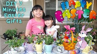 DIY 7 Minutes Easter Gifts  #Easter