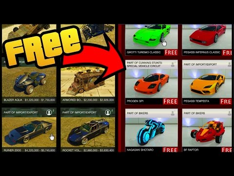 HOW TO GET EVERYTHING FOR FREE IN GTA 5 ONLINE! 💥NEW + WORKING💥 FREE CARS, MONEY & MORE!!! (GTA 5)
