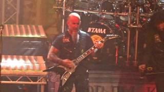 "Anthrax : "" I Am The Law "" Rock City, Nottingham 13-2-17"