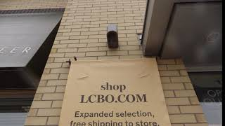 LCBO IS AN ESSENTIAL SERVICE
