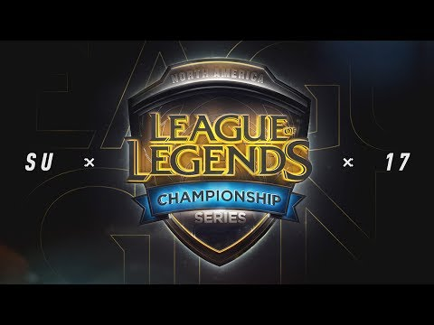 NA LCS Summer 2017 – Week 4 Day 2: TSM vs. FLY | C9 vs. TL (NALCS1)