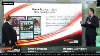 2015 Magic World Championship: Magic Origins MTGO Draft Archetypes