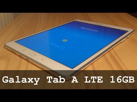 Samsung Galaxy Tab A T555 | Tablet 9.7