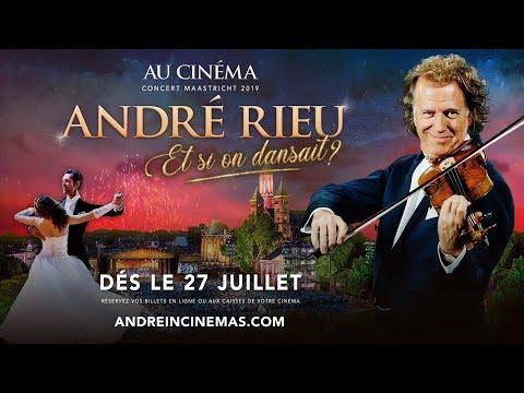 Concert Maastricht 2019: André Rieu - Et si on dansait? bande annonce