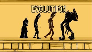Bendy And the Ink Machine | Evolution Of Bendy