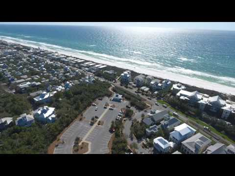 Aerial Views of 30A Seaside, WaterColor, Western Lake and Grayton Beach