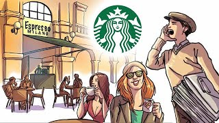 The Word 'No' Made Me Into a Billionaire  |  Howard Schultz's Starbucks