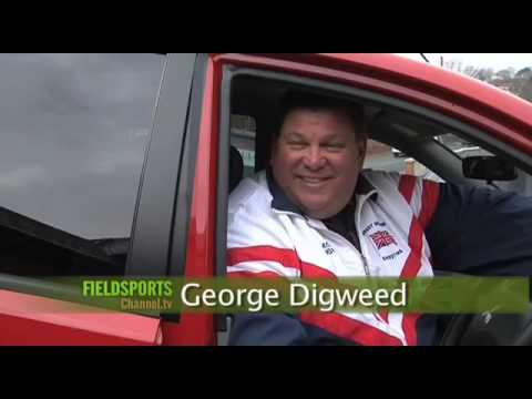 George Digweed wins Mitsubishi L200