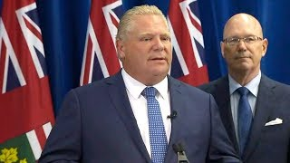 Ford on Toronto city council: 'Most dysfunctional political arena in the country'