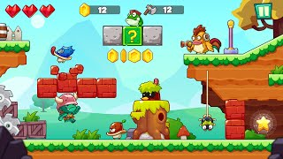 "Jungle Adventures ""Super Jungle World Adventure Games"" Android Gameplay Video"
