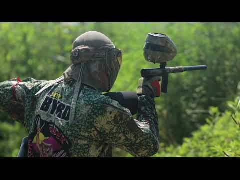 Old School Paintball in 2019 - Saberwolves at the Iron City Classic (ICC)