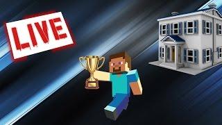 מיינקראפט | תחרות בניית הבית הכי יפה!