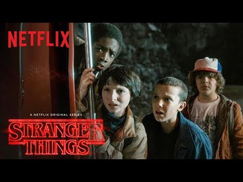 Netflix Commercial for Stranger Things (2016) (Television Commercial)