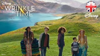 A WRINKLE IN TIME | New Trailer | Official Disney UK - dooclip.me
