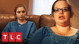 Shelly y madre de McKayla pelean por el baby shower | Madres adolescentes | TLC Latinoamérica