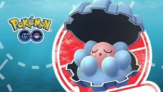 Clamperl  - (Pokémon) - EVENTO POKÉMON CLAMPERL - Poķémon Go | Pokenews